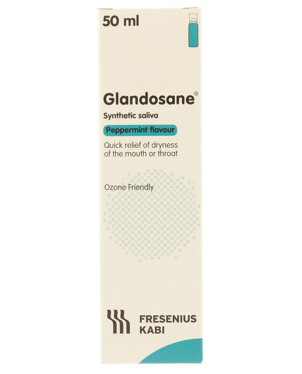 GLANDOSANE Spray-Peppermint