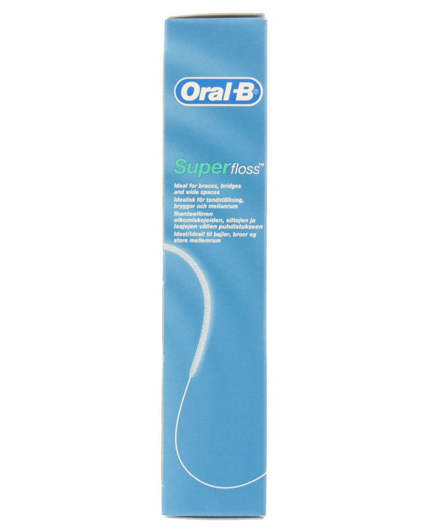 Super Dental Floss Strands Mint