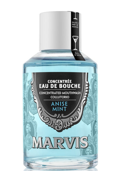 MARVIS Concentrated Mouthwash Aniseed Mint