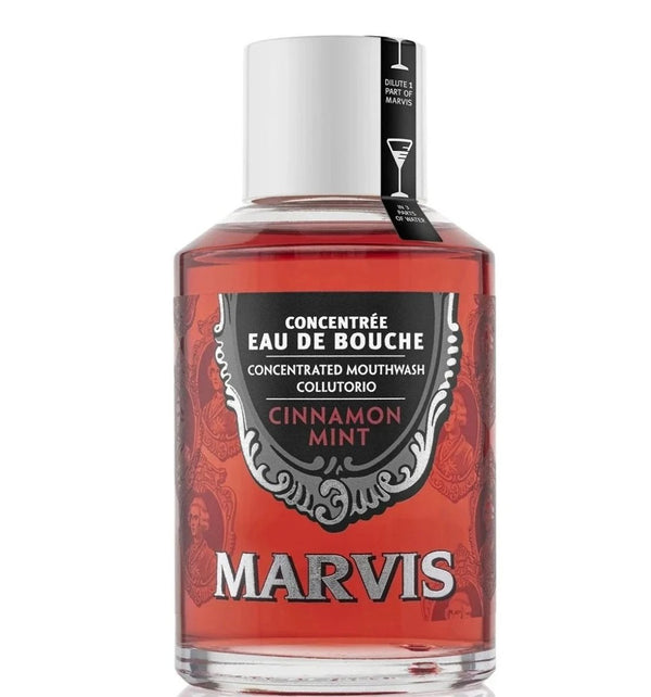 MARVIS Concentrated Mouthwash Cinnamon Mint