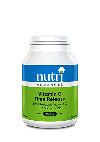 NUTRI ADVANCED Vitamin C Time Release