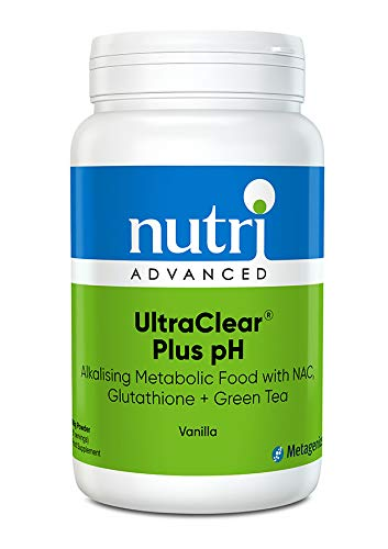 UltraClear Plus pH™ Nutritional Powder (Vanilla)