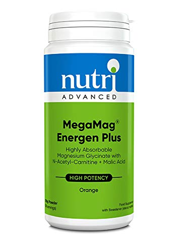 MegaMag® Energen Plus (Orange) Magnesium Powder