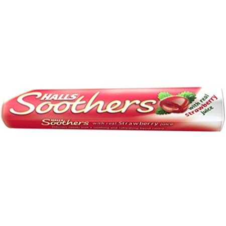 Soothers Strawberry