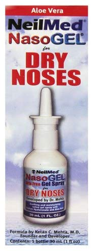 NEILMED NasoGel Spray for Dry Noses