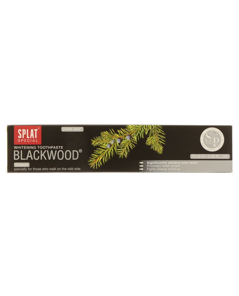 Blackwood Charcoal Toothpaste