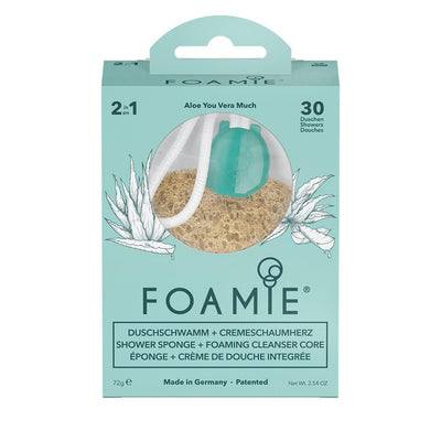 FOAMIE Aloe Shower Sponge