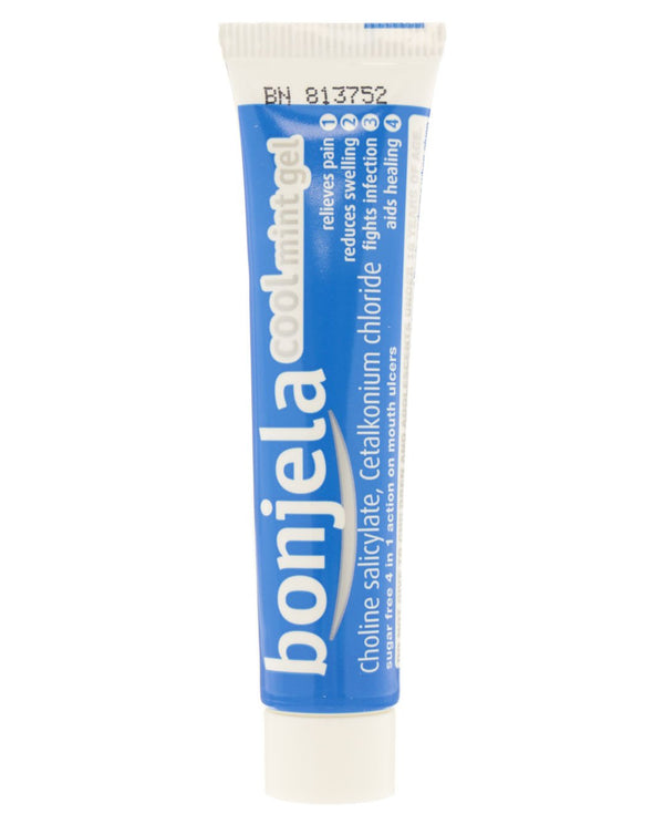 BONJELA Cool Mint Gel Adult 16+