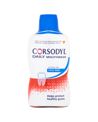 CORSODYL Corsodyl Daily Mouthwash Cool Mint