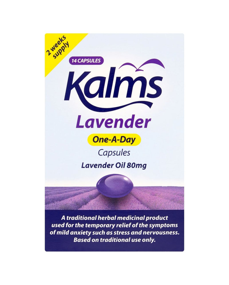 Lavender One-A-Day Capsules