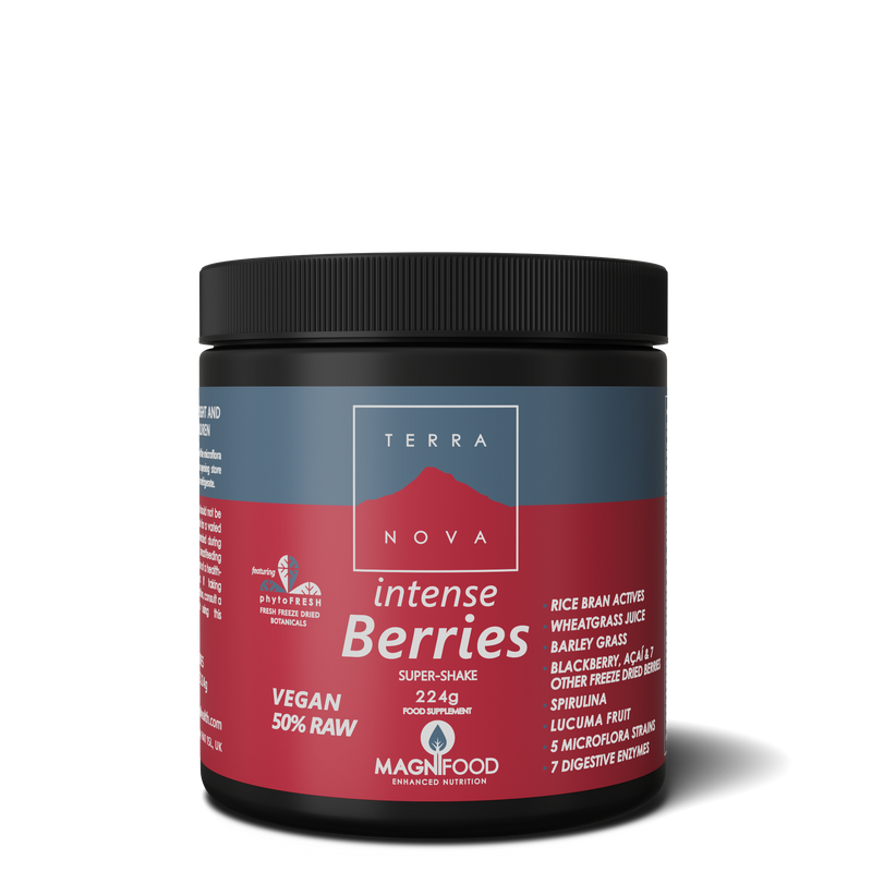 TERRANOVA Intense Berries Super-Shake