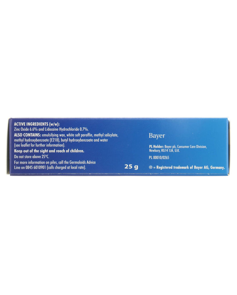 Triple Action Haemorrhoids (Piles) Cream