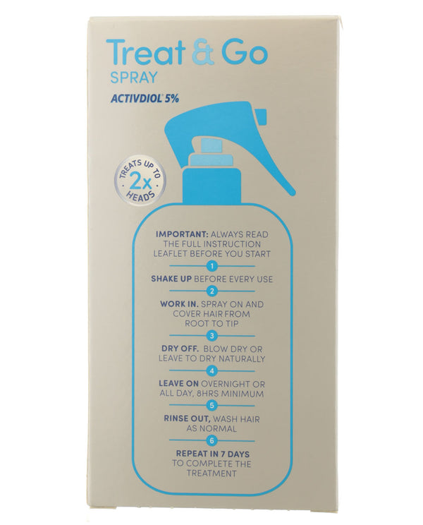 Treat & Go Spray 60ml