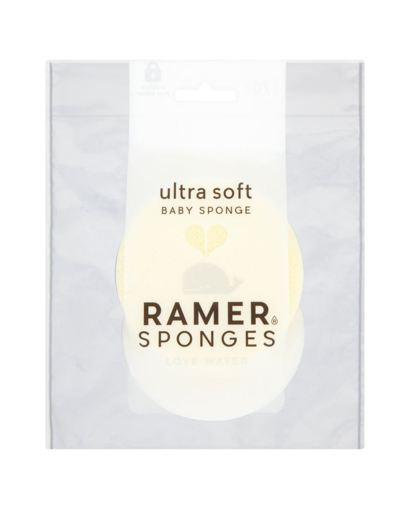 Twin Pack Ultra Soft Baby Sponges