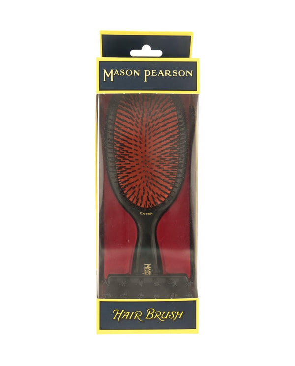 Large Extra Stiff Bristle Hairbrush B1