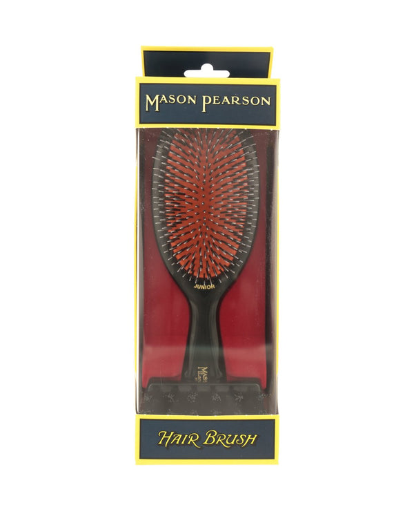 "MASON PEARSON Medium ""Junior"" Bristle & Nylon Hairbrush BN2"