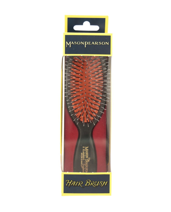 Pocket Bristle & Nylon Hairbrush BN4