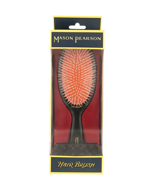 "Medium ""Universal"" Nylon Hairbrush NU2"