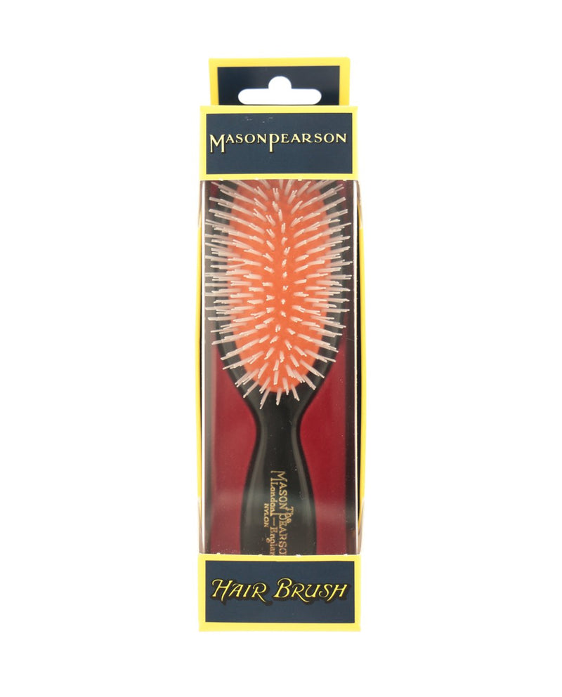 Pocket Nylon Hairbrush N4