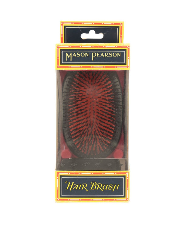 "MASON PEARSON Medium Military ""Small Extra"" Bristle Hairbrush B1M"