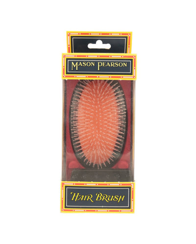 "MASON PEARSON Medium Military ""Universal"" Nylon Hairbrush NU2M"