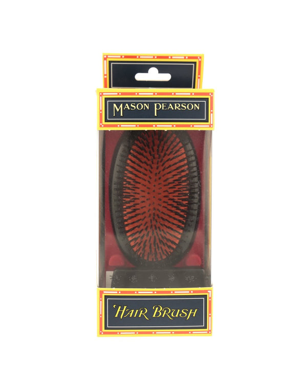 "Medium Military ""Sensitive"" Bristle Hairbrush SB2M"