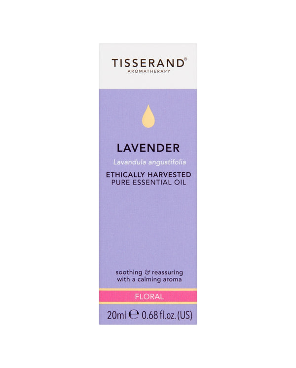 TISSERAND AROMATHERAPY Lavender Floral Pure Essential Oil