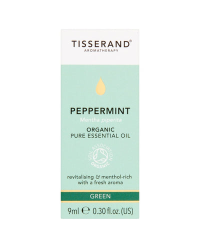 TISSERAND AROMATHERAPY Green Peppermint Organic Pure Essential Oil