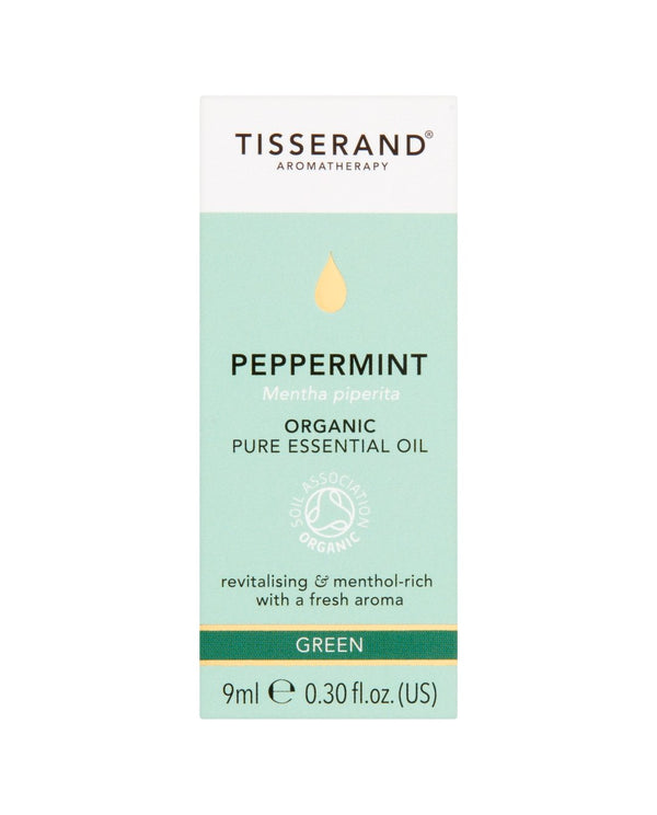 Green Peppermint Organic Pure Essential Oil