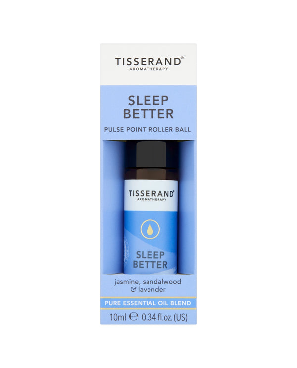 Tisserand Aromatherapy Sleep Better Pulse Point