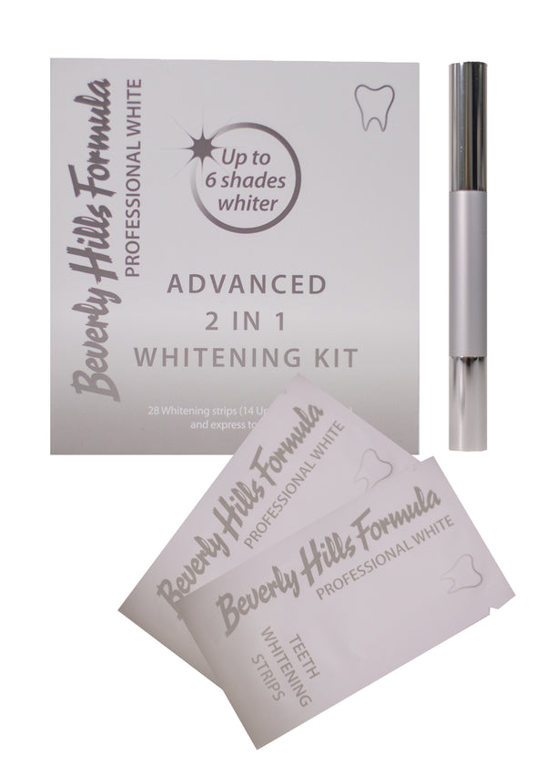 Beverly Hills Professional 2 in 1 Whitening Kit