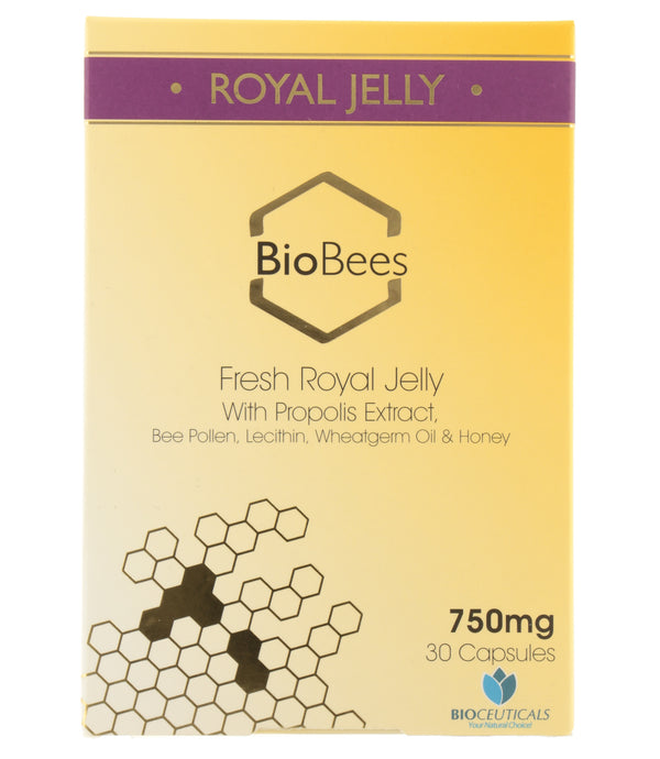 BIOBEE'S Fresh Royal Jelly Capsules