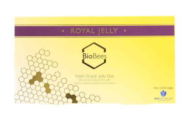 BIOBEE'S Fresh Royal Jelly Elixir