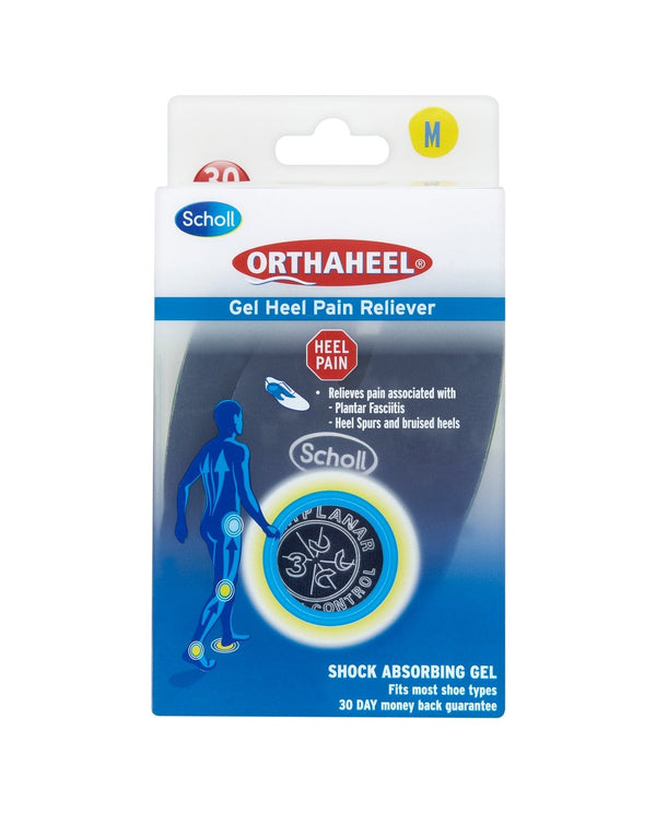 Gel Heel Pain Reliever