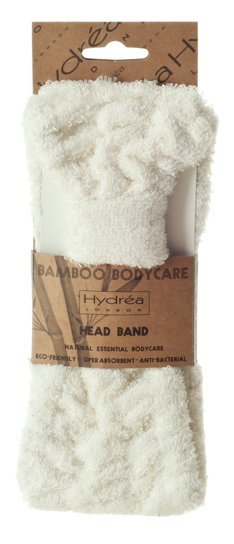 HYDRÉA LONDON Bamboo Elasticated Headband