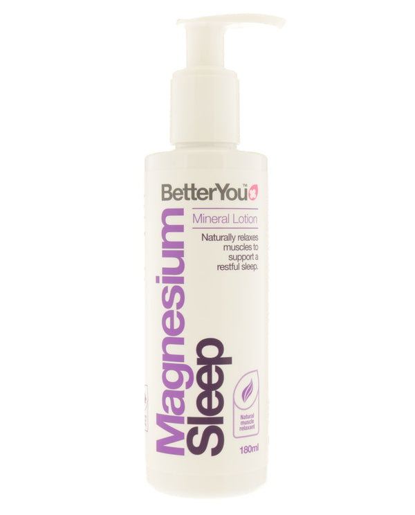 BETTERYOU Magnesium Sleep Lotion