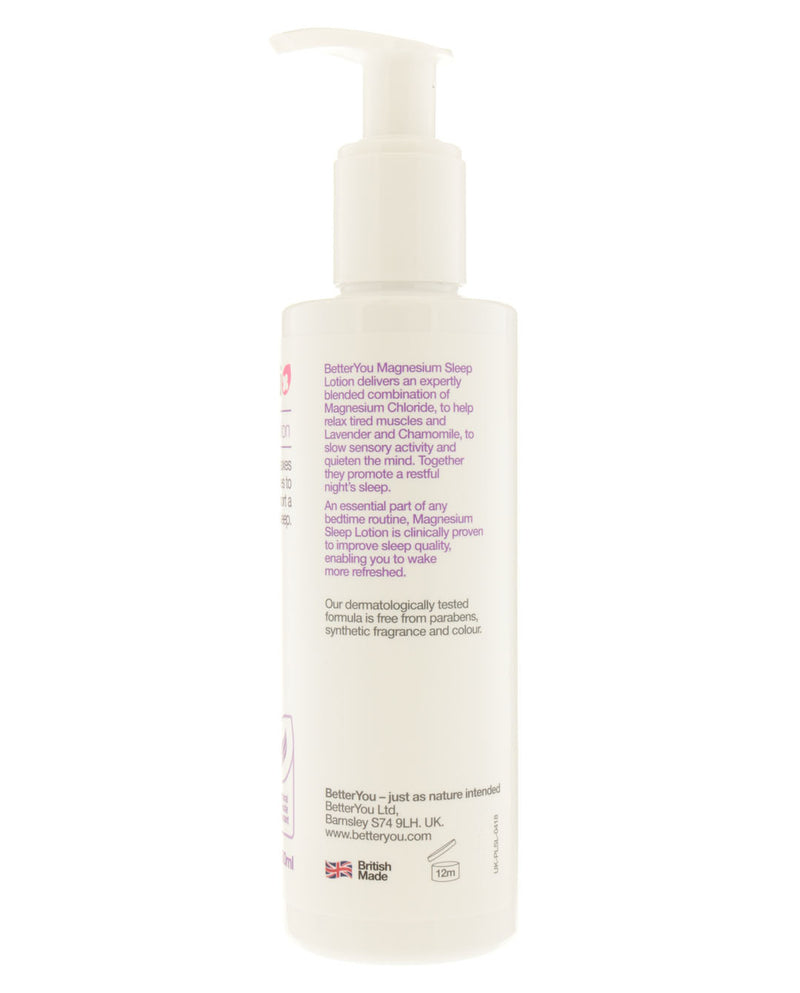 Magnesium Sleep Lotion