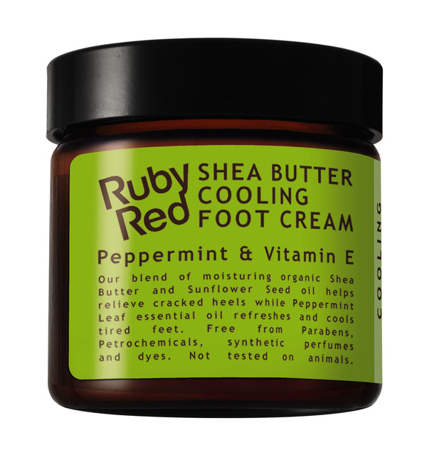 RUBY RED Cooling Foot Cream