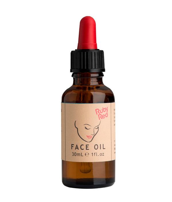 RUBY RED Skin Boosting Face Oil- Rose