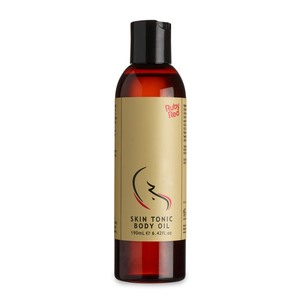 RUBY RED Skin Tonic Body Oil