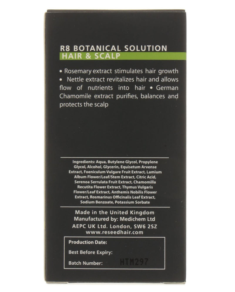 R8 Botanical Solution for Men