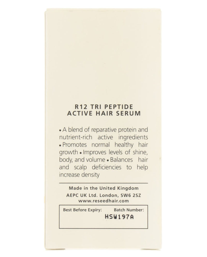 R12 Tri-Peptide Active Hair Serum for Women