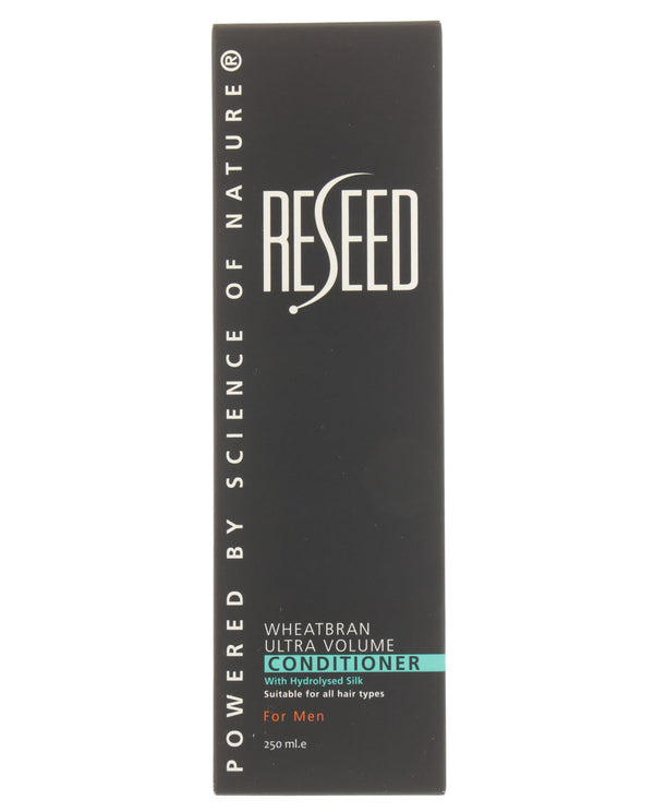 RESEED Wheat Bran Ultra Volume Conditioner For Men