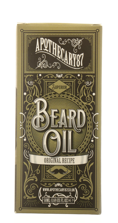 Beard Oil - Original Recipe