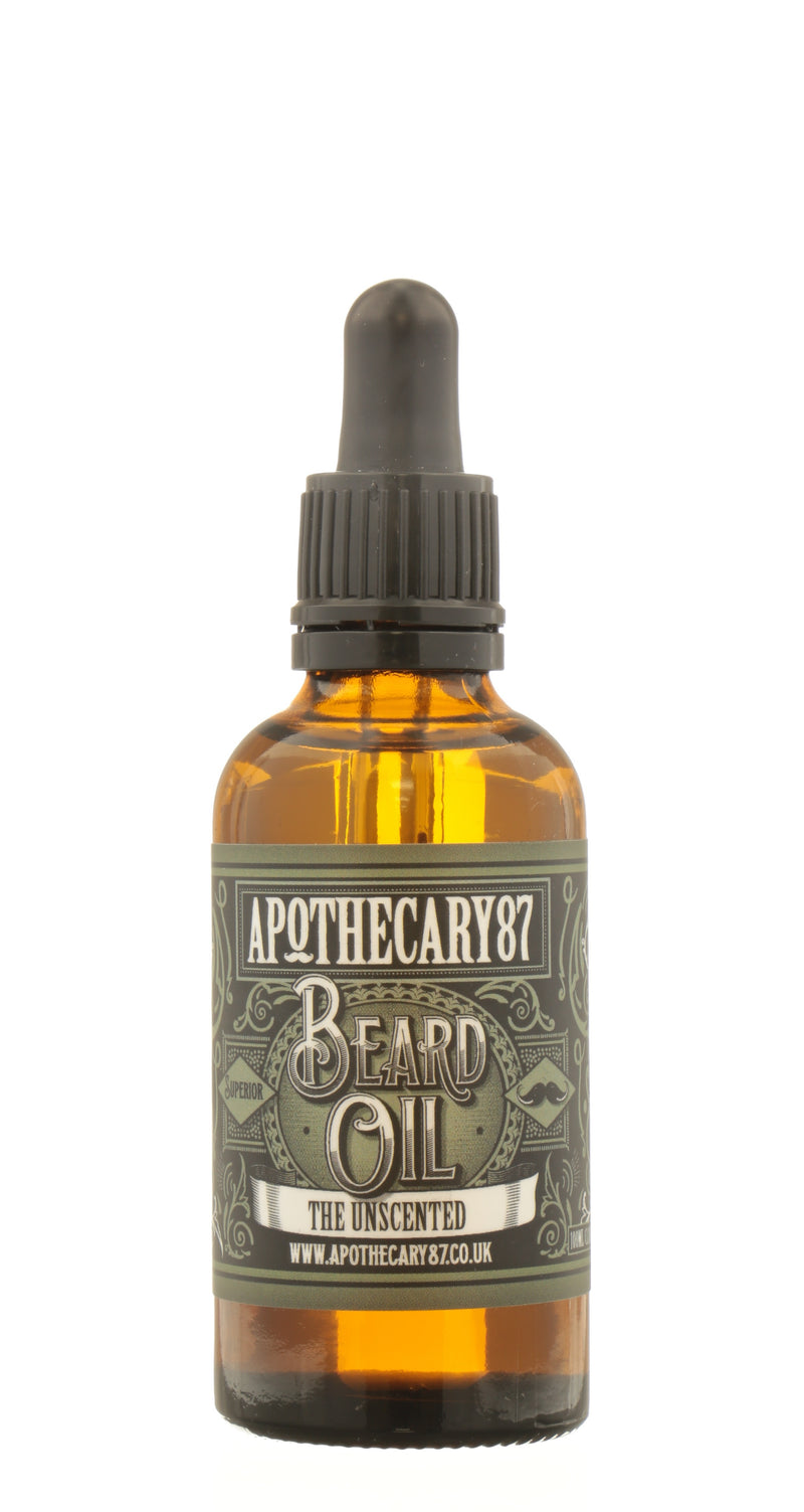 Beard Oil - The Unscented