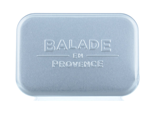 BALADE EN PROVENCE Aluminium Soap Bar Travel Case