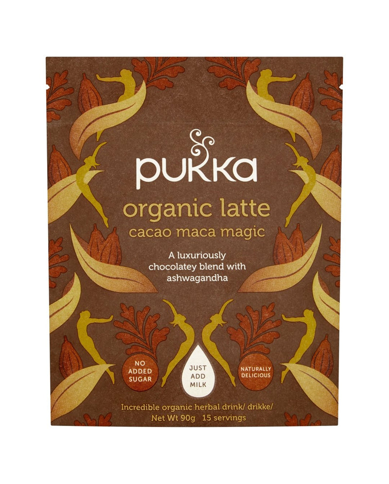 Organic Latte Cacao Maca Magic