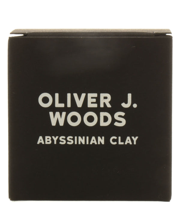 OLIVER J WOODS Abyssinian Clay