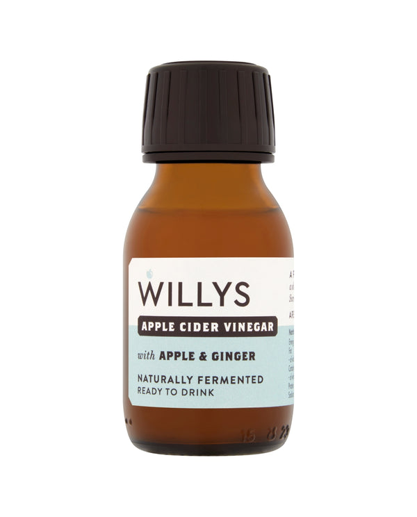 WILLY'S Apple Cider Vinegar with Apple & Ginger