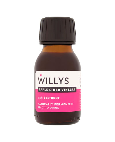 WILLY'S Apple Cider Vinegar with Beetroot